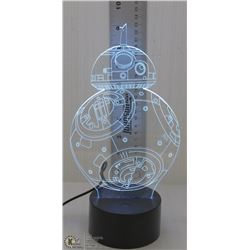 NEW LED STAR WARS BB8 NIGHLIGHT