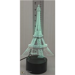 NEW LED EIFFEL TOWER NIGHTLIGHT