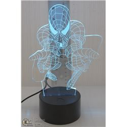 NEW LED SPIDERMAN NIGHTLIGHT