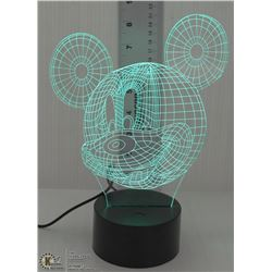 NEW LED MICKEY MOUSE NIGHTLIGHT
