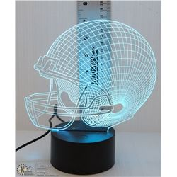 NEW LED FOOTBALL HELMET NIGHTLIGHT