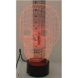 NEW LED SKULL NIGHTLIGHT
