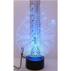 NEW LED STAR WARS MILLENNIUM FALCON NIGHTNIGHT