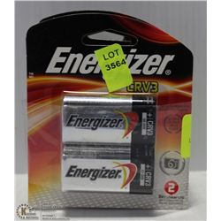 LOT OF 5 PACKS OF ENERGIZER CRV3 BATTERIES