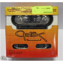 SET OF OPTILUX FOG LAMPS