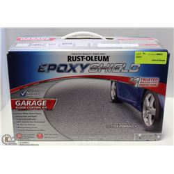 RUSTOLEUM EPOXY SHEILD GARAGE FLOOR COATING SET