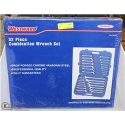 WESTWARD 32 PIECE COMBO WRENCH SET