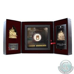 2014 Cook Island $20 Masterpiece of Art Premium Edition Pieta - Michelandelo Buonarroti 3oz .999 Fin