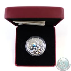 2016 Canada $20 Glass My Angel Fine Silver Coin (Missing outer sleeve) (TAX Exempt)
