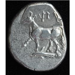 Ancients - THRACE, BYZANTION 416-357 BC
