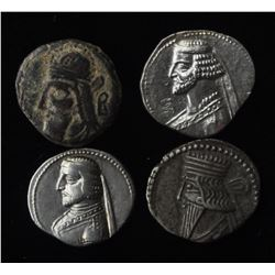 Ancients - Group of Parthian