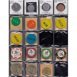 Nova Scotia Tokens