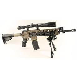 *Next Generation Arms MP168 S.P.C. 5.56mm