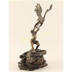 Limited Edition Bronze by Michael Boyet