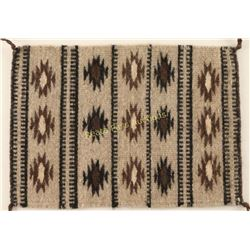 Small Navajo Eye Dazzler Sampler Rug