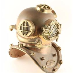US Navy Diving Helmet