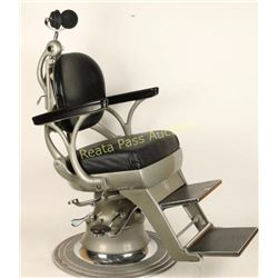 Vintage Optometrist's Chair