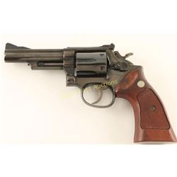 Smith & Wesson 19-4 .357 Mag SN: 38K3533