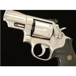 Smith & Wesson Mdl 66-3 .357 Mag SN: BNA2058