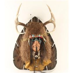 Deer Dancer Spirit Mask