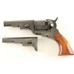 Reproduction Patterson .36 Cal SN: 103