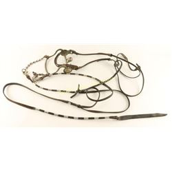 Headstall & Bit Set