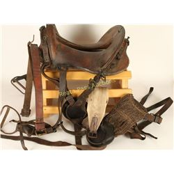 Original US McClellan Saddle