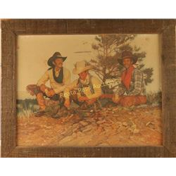 Coors Collector Print by Gordon Snidow