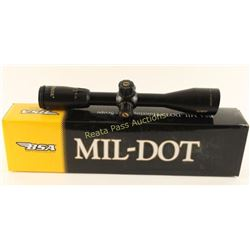 BSA Mil-DOT Target/Hunting Rifle Scope