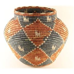 Large Ethnic Basket