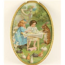 Victorian Easter Advertiser