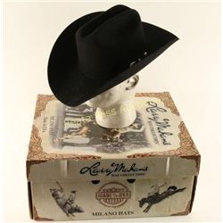 Larry Mahan Classic Western Cowboy Hat