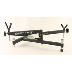 Famous Maker Rifle Rest