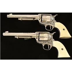 Pair of Replica Colt 1873 Armies
