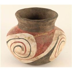 Santo Domingo Polychrome Pots