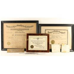 Collection of Dentistry Memorabilia