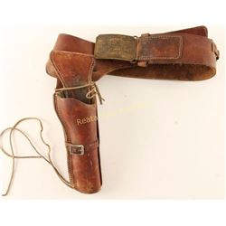 Cartridge Belt & Holster