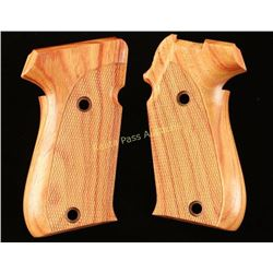 Grips for a Sig 220