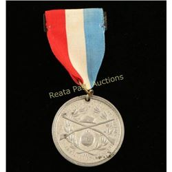 Soldiers Home Quincy, IL Dedication Medal