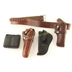 Collection of 3 Holster