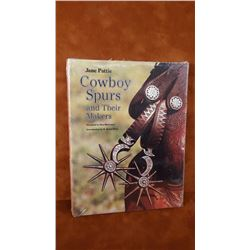 Cowboy Spurs & Their Makers, Jane Pattie, new