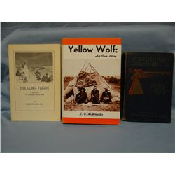 W.V. McWharter; Yellow Wolf; His Own Story, 1983, 3rd Printing (Nez Perce War); General Charle King;