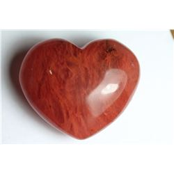 Natural Heart Strawberry Quartz 207.85 Carats