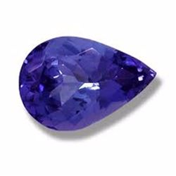 Genuine Natural Tanzanite 1.585 cts