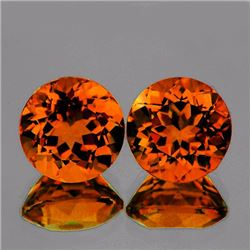 Natural AAA Mandarin Orange Spessartite 5.70 mm - VVS