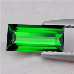 Natural Neon Chrome Green Tourmaline 4.80 Cts - VS