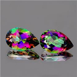 Natural Mystic Topaz 12.95 Cts - Flawless