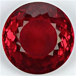 Stunning Red Topaz 11.15 carats - Flawless