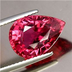 Natural Pink Tourmaline 4.97 ct- no Treatment