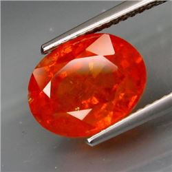 Natural Mandarin Orange Spessartite Garnet 5.96 Cts